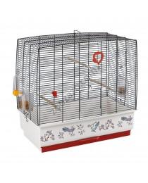 Кръгла клетка за малки птици 59х33х57см. - Ferplast