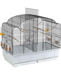 Клетка за птици 71 / 38 / 60.5 см. - Ferplast - Canto Black