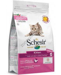 Schesir Kitten with Chicken - за котки от 1 до 12 месеца 10 кг.