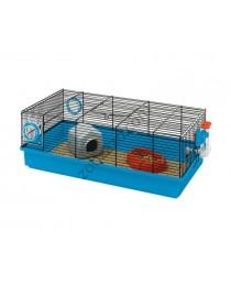 Клетка за малки гризачи с пълно оборудване 58 / 31.5 / 20.5 см. - Ferplast