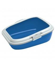Ferplast - Moderna - открита котешка тоалетна с борд 56 / 43.5 / 19 см.