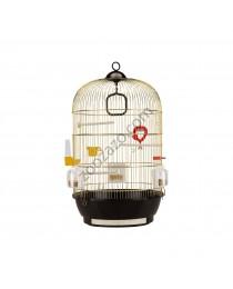 Клетка за малки птици 40/65 см. - Ferplast - Diva Brass