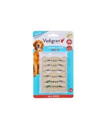 Vadigran PRESSED CHEWBONE CALCIUM & CLEAN - 60 гр. / 7 см.