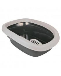 Trixie - Carlo - Котешка тоалетна с лопатка 38 x 17 x 58 cм.