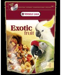 Versele Laga Exotic Fruit mix - храна за големи папагали с екзотични плодове, 600 гр.