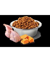 Farmina N&D - храна за кастрирани Котки с пъдпъдък, тиква и нар 0.300 гр.
