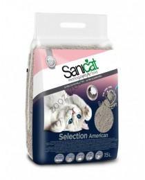 Sanicat Selection American - ултра качествен американски бентонит 12 кг.