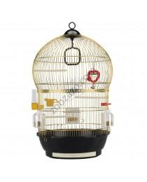 Клетка за птички с пълно оборудване 43.5 / 68.5 см. - Ferplast - Bali Brass