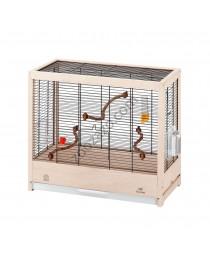 Клетка за канарчета, вълнисти папагали 57 / 30 / 50 см. - Ferplast - Giulietta 4