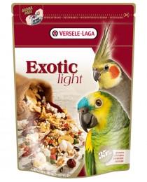 Exotic Light - Пълноценна храна за средни и големи Папагали 0.750 кг.
