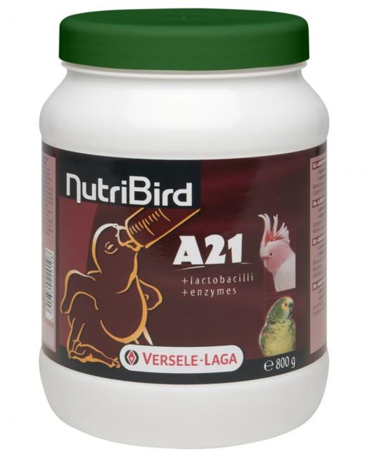 Nutri Bird A21- Храна за ръчно хранене на Новоизлюпени Големи Папагали
