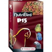 Nutri Bird P15 Tropical - Екструдирана Храна за Големи Папагали 1 кг.