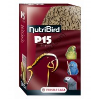 Versele Laga NUTRIBIRD Р15 - За ежедневно Хранене на Големи Папагали 1кг.