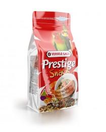 Versele Laga Prestige parakeets - снакс от плодове и яйце, за средни папагали 125 гр.