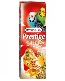 Versele Laga Sticks Budgies Honey - стик за вълнисти папагали с мед - 2 бр х 30 гр