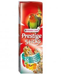Sticks Big Parakeets Exotic Fruit - Стик за средни Папагали с  плодове- 2 бр. х 70 гр.