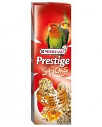 Sticks Big Parakeets Nuts & Honey - Стик за средни Папагали с ядки и мед - 2бр х 70гр