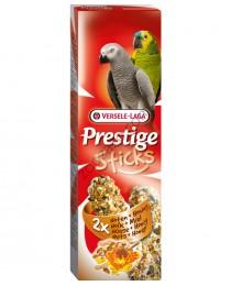 Sticks Parrots Nuts & Honey - Стик за големи Папагали с ядки и мед - 2 бр х 70 гр.