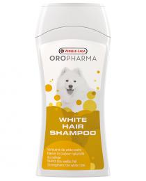 Шампоан за Кучета с бяла козина за естествено запазване на белия цвят 250 мл.