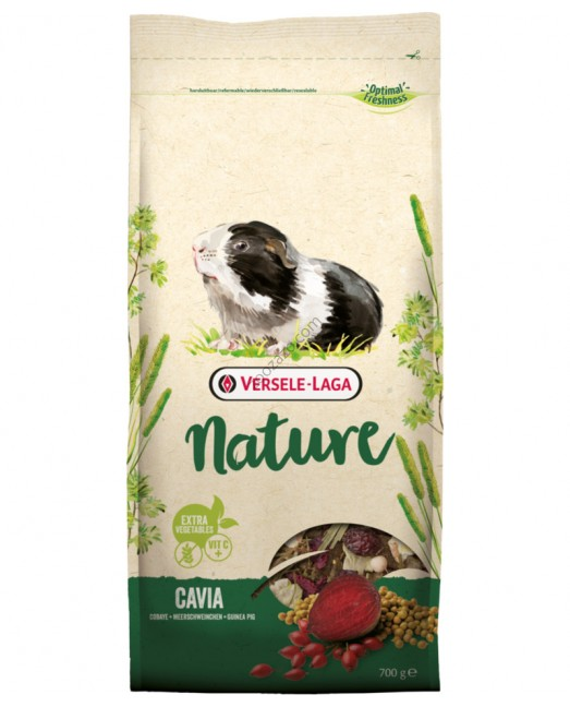 Versele Laga Nature Cavia - пълноценна храна за морски свинчета 2.3 кг.