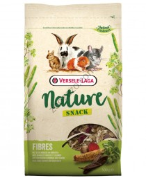Versele Laga - Nature Snack Fibers - Разнообразна фибри закуска за Гризачи 2 кг.