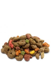 Crispy Snack Fibres - Пълноценна Храна за всички видове Гризачи 650 гр.