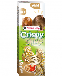 Крекер за Мишки и Плъхове с Пуканки и Ядки 2 бр. - Versele Laga Crispy