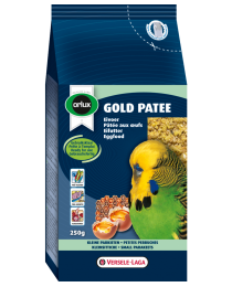 Versele Laga Gold Patee Small Parakeet - мека яйчна храна за малки папагали 1 кг.