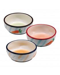 Ferplast bowl - керамична купичка за малки животни Ø 12.7 / 4.8 cm - 0.36 L