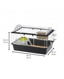 Клетка за гризачи 78 / 48 / 50 cм. - Ferplast Cage CASITA 80