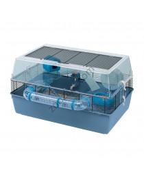 Оборудвана клетка за Хамстери 71,5 x 46 xh 41 cм. - Ferplast
