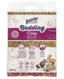 "Естествена постеля от слама ""Cosy"" 20 л - bunnyBedding Cosy"