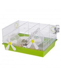 Клетка за хамстери с пълно оборудване 50 / 35 / 25 см. - Ferplast