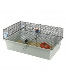 Клетка за мишки с пълно оборудване 70 / 47 / 28 см. - Ferplast