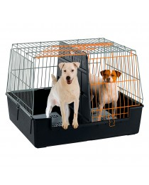 Клетка за Кучета за автомобили или за кучешки изложби 100 x 80 xh 71 cм.
