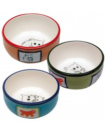 Ferplast bowl керамична купичка за гризачи Ø 10.2 / 3.7 cm - 0.18 L