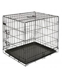 Клетка за Куче с една врата 63 x 48 x 57 cм. - KERBL