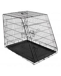 Клетка за Куче с две врати 107 x 74 x 85 cм. - KERBL