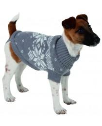 Дрешка - плетен пуловер за Куче S - KERBL