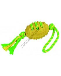 Играчка за куче - топка на въже - KERBL
