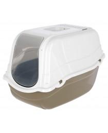Тоалетна за котка с капаче и филтър MINKA - KERBL