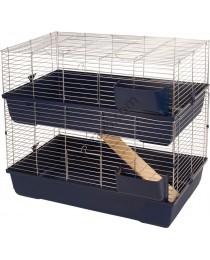 Клетка на два етажа за Гризачи - KERBL