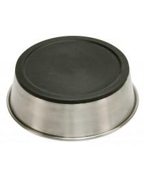 Метална купа с гумено дъно - 425мл. - KERBL