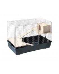 Клетка за Гризачи с тераска и къщичка - KERBL