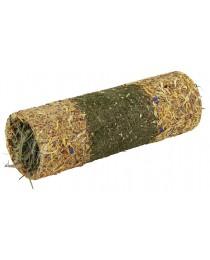 Тунел от естествени билки за гризачи - S 7 х 19 см. - KERBL
