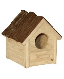 Дървена къщичка за хамстери и мишки - KERBL