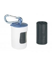 Хигиенен диспенсър с карабинка - KERBL