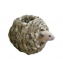Сламено гнездо за хамстери и мишки - KERBL