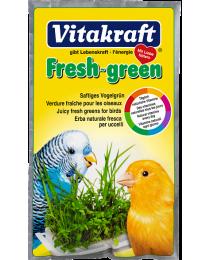 FRESH GREEN - Сочна зеленина за птици - 40 гр.