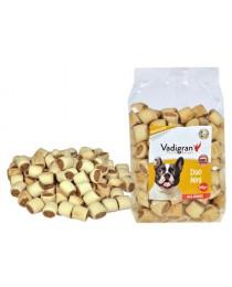 Vadigran SNACK DOG BISCUITS DUO MINI - деликатесни бисквитки, мини 500 гр.